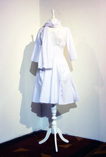 Man I feel like a Woman Woman (The Uniform Project) Toile